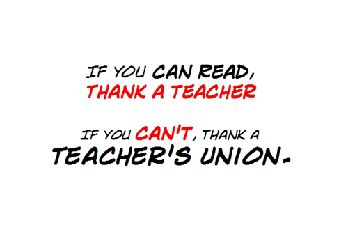 teachers and the unions Teachers union exposed 36k likes teachers unions need to be held accountable for their contribution to the crisis of american education our children.