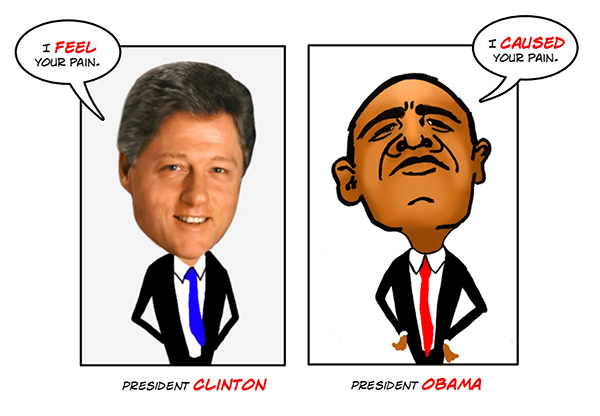 Clinton vs. Obama | Draw For Truth